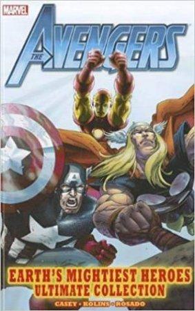 Avengers: Earth's Mightiest Heroes Ultimate Collection by Joe Casey, Scott Kolins & Will Rosado