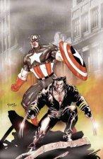 Wolverine  Captain America