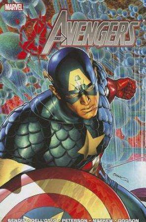 Avengers Volume 5 by Brian Michael Bendis, Mike Deodata Jr. & Olivier Coipel