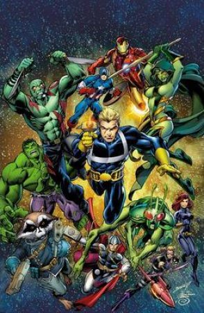 Avengers Assemble by Brian Michael Bendis & Mark Bagley