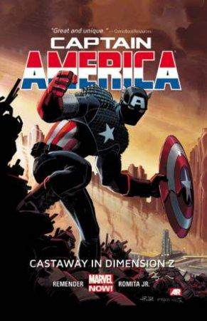 Captain America: Castaway in Dimension Z : Volume 1