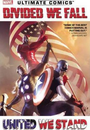 Ultimate Comics: Divided We Fall, United We Stand by Brian Michael Bendis, Brian Wood & Sam Humphries