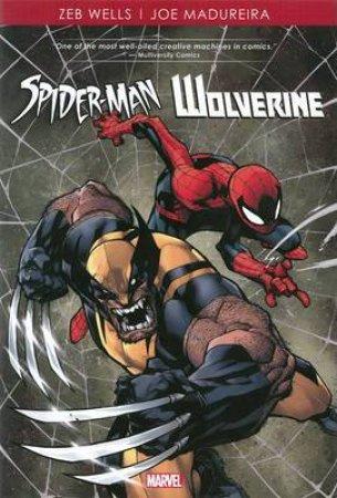 Spider-Man/Wolverine by Zeb Wells & Jo Madureira