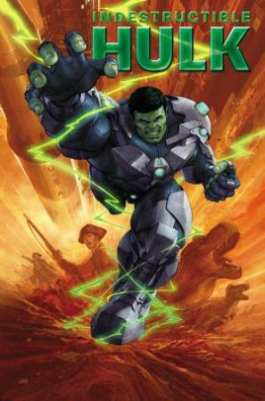 Indestructible Hulk Volume 3 by Mark Waid & Matt Scalera