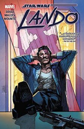 Star Wars: Lando by Charles Soule & Alex Maleev