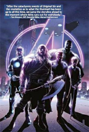 Avengers: Time Runs Out Vol. 01