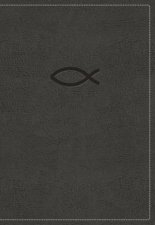 NKJV Thinline Bible Youth Red Letter Edition Grey