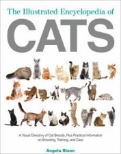 The Illustrated Encyclopedia Of Cats
