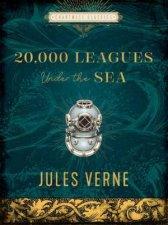 Chartwell Classics Twenty Thousand Leagues Under The Sea
