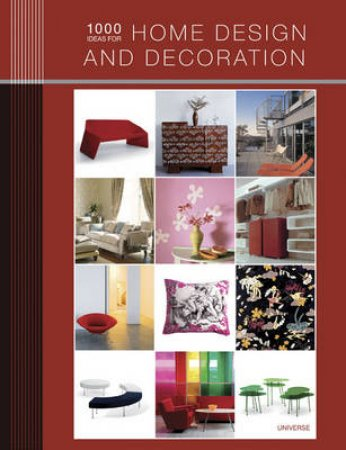 1,000 Ideas for Home Design and Decoration by M Eguaras Etchetto