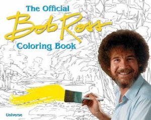 Bob Ross Coloring Book By Bob Ross 9780789327727 Qbd Books