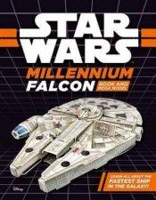 Star Wars Millennium Falcon Book And Mega Model