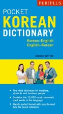 Periplus: Pocket Korean Dictionary - 2nd Ed by Seong-Chul Sim & Gene Baik