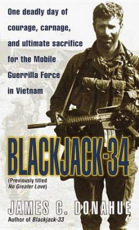 Blackjack-34 by James C. Donahue