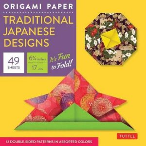 Origami Paper by Periplus Editions