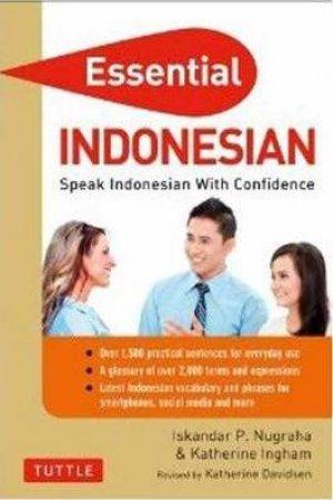Essential Indonesian by Iskandar Nugraha & Katherine Ingham & Katherine  D