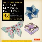 Origami Paper Cherry Blossom Patterns Large