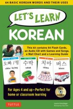 Let's Learn Korean by Laura Armitage