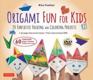 Origami Fun For Kids By Rita Foelker 9780804846080