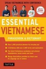 Essential Vietnamese Phrasebook  Dictionary