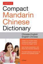 Tuttle Compact Mandarin Chinese Dictionary by Li Dong