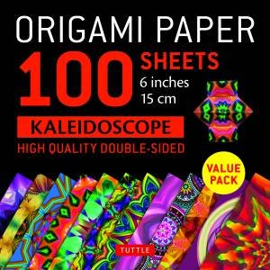 Origami Paper Kaleidoscope 100 Sheets by Various