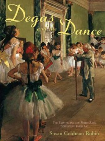 Degas And Dance by Rubin SuSAn