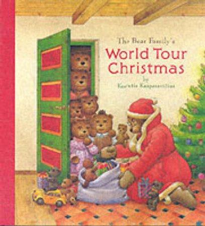 Bear Family's World Tour Christmas by Kasparavicius Kestutis