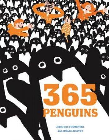 365 Penguins by Joelle Jolivet