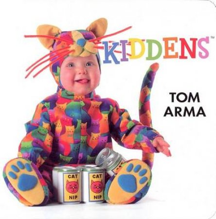 Kiddens Board Book by Arma Tom