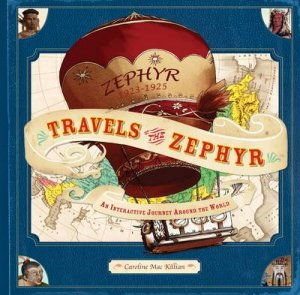 Travels of the Zephyr by Brett Wright