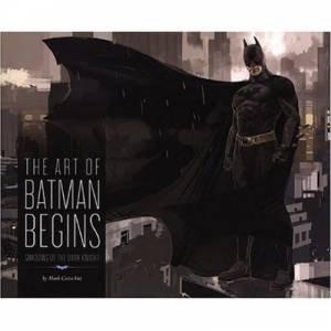 The Art Of Batman by Mark Cotta Vaz
