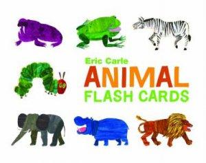 Animal Flash Cards: Eric Carle
