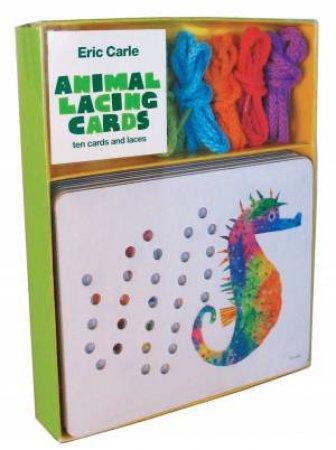 Eric Carle Animal Lacing Cards