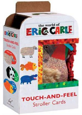 Eric Carle Touch-And-Feel Stroller Cards