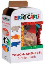 Eric Carle TouchAndFeel Stroller Cards