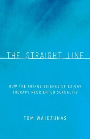 The Straight Line by Tom Waidzunas