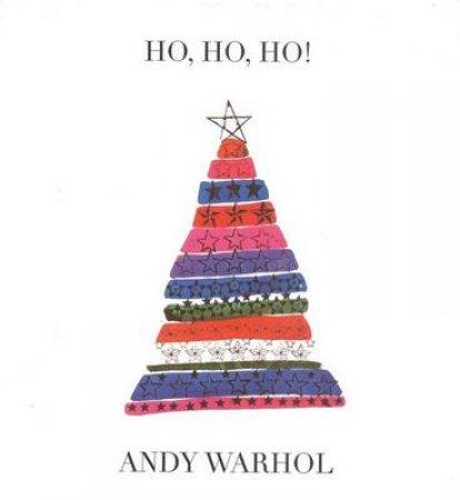 Ho, Ho, Ho! by Andy Warhol