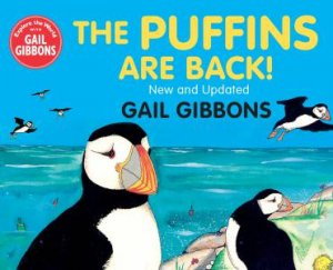 The Puffins are Back by GAIL GIBBONS