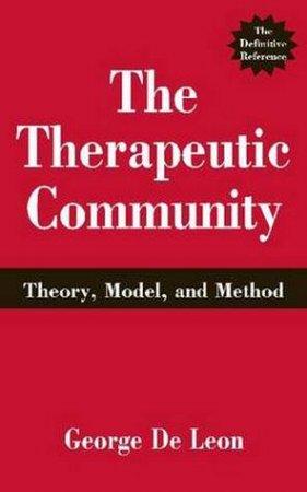Therapeutic Community H/C by George De Leon