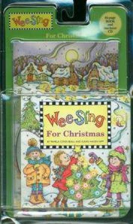 We Sing for Christmas (Book & CD) by Pamela Conn Beall & Susan Nipp Hagen
