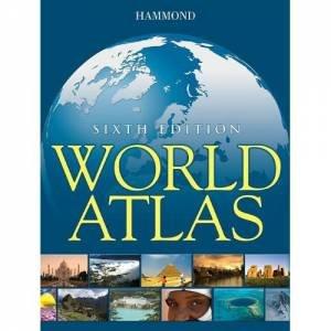 Hammond World Atlas - 6 ed by Various