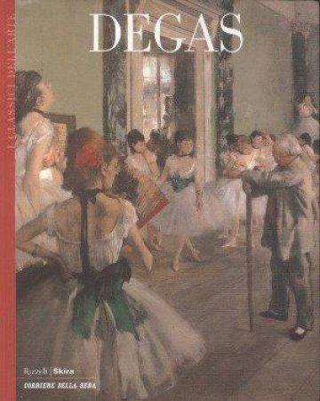 Degas by Vanessa Gavioli