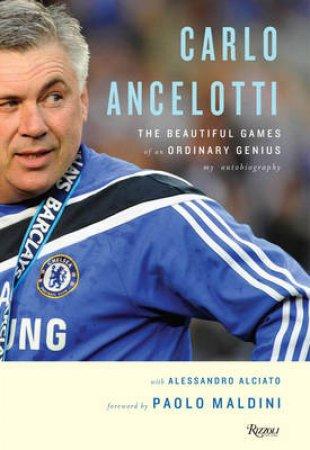 Carlo Ancelotti by C Ancelotti & Alciato