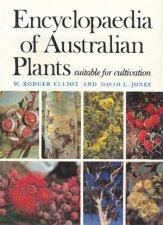 Encyclopaedia Of Australian Plants Suitable for Cultivation Vol 4