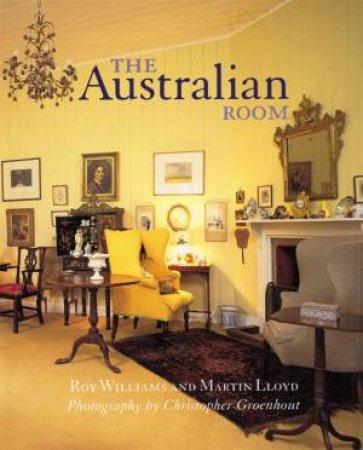 The Australian Room by Roy Williams & Martin Lloyd