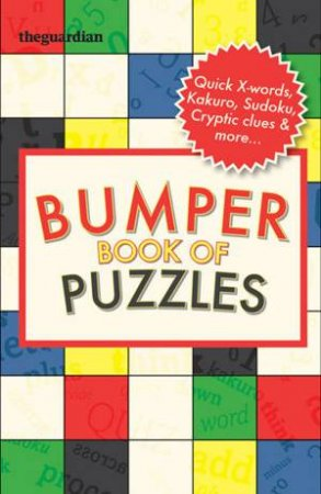 Guardian Bumper Puzzle Book by Various
