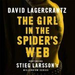 The Girl in the Spiders Web  Audiobook