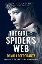 The Girl In The Spiders Web Film TieIn