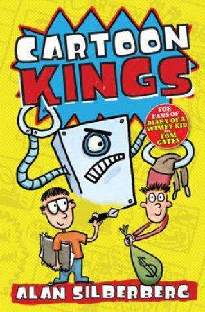 Cartoon Kings by Alan Silberberg